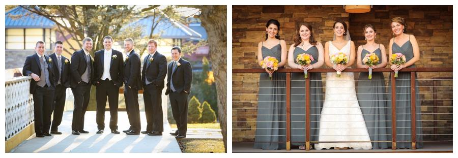 stone house wedding
