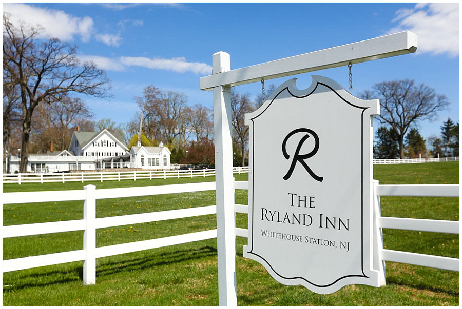 ryland inn wedding
