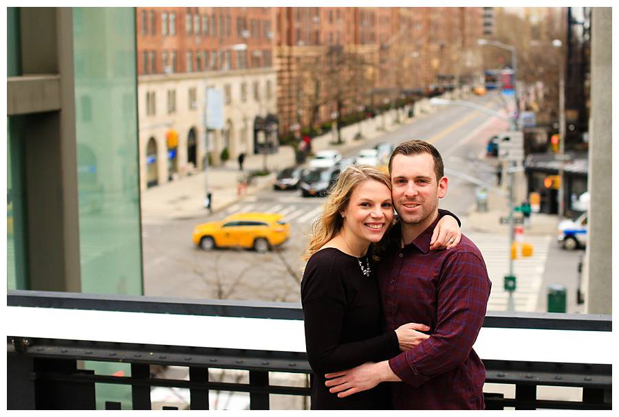 high line engagement photos