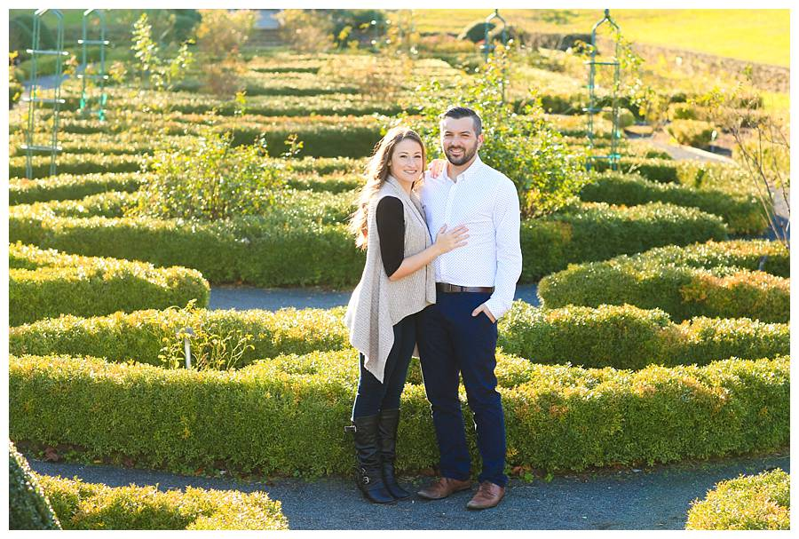 deep cut park engagment phtography